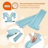 Limas Babytrage Blau/Grau_