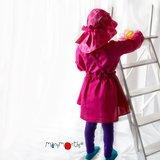 ManyMonths Adjustable Summer Hat mit Schleife pink_