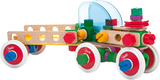 Baufix Traktor mit Anhänger_