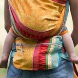 Beispiel Hüfttasche Rückentragen