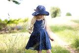 PurePure Kids Schlapphut jeans-blau_