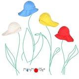 ManyMonths Summer Hat Original (Mütze) - Poppy Red_