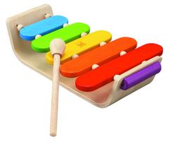 Xylophone mit Klangholz