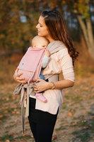 Limas Babytrage Rosa/Beige