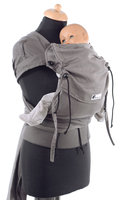 Huckepack Wrap Tai Baby grau