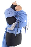 Huckepack Wrap Tai Baby blau