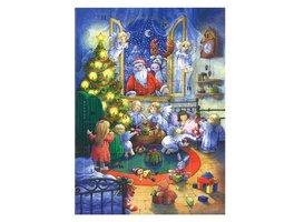 Brändi Adventskalender klein Motiv 488 Doppelkarte