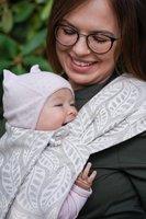Limas Babytrage Valerie Leinen