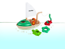 Plantoys Fischerboot