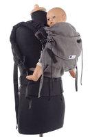 Huckepack Fullbuckle Medium grau