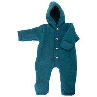 Engel Baby-Overall Wollfleece petrol