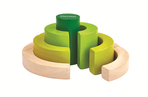 Plantoys Curve Blocks