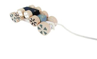 Plantoys Roll- und Stapelfahrzeuge