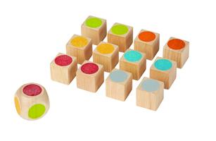 Plantoys Mini Memo-Spiel in der Box