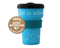 Emil Cup to go Kaffeebecher blau
