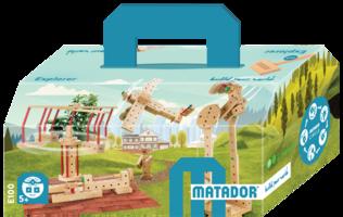 Matador Matador Explorer E100, 222-teilig