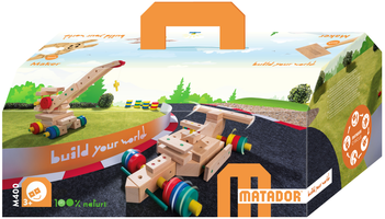 Matador Matador Maker M400, 263-teilig