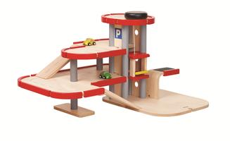 Plan Toys PlanWorld Parkhaus