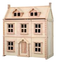 Plan Toys Puppenhaus Viktorianisch