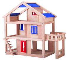Plan Toys Terassenpuppenhaus