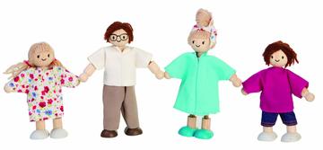Plan Toys Puppenfamilie modern
