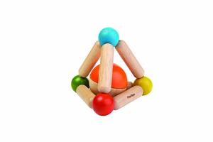 Plan Toys Greifling mit Sound-Ball