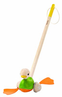 Plan Toys Ente zum Stossen