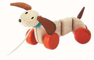 Plan Toys Nachzieh-Hündchen
