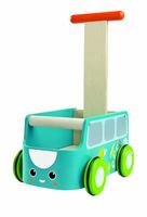 Plan Toys Van Geh-Hilfe Blau