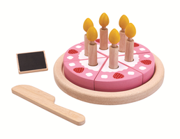 Plan Toys Birthday Tortenset
