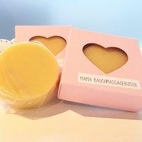 Bauchmassage Butter für neue Mamas
