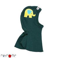 ManyMonths Woolies Elephant Hood mit Elefant