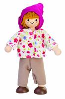 Puppe Bäuerin