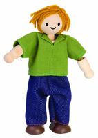 Puppe Bauer