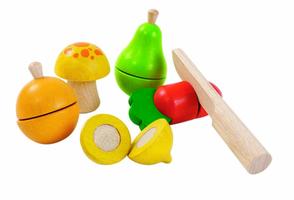 Früchte & Gemüse Spielset