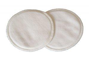 waschbare Stilleinlagen Baumwolle 3 Paar