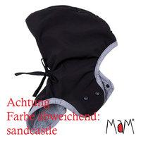 MaM Softshell Elefantenmütze Sandcastle