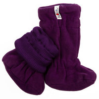 Winter Booties Majestic Plum