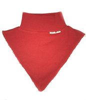 ManyMonths Woll-Schalkragen (Dickie) Poppy Red