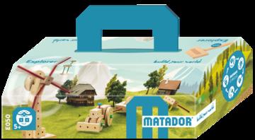 Matador Explorer E050 99-teilig