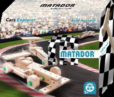 Matador Explorer Cars (2)