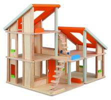 Chalet Dollhaus ohne Möbel