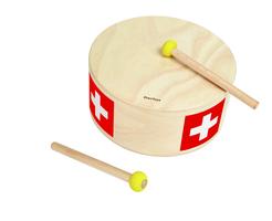 Swiss Rhythmus-Trommel inkl. 2 Trommelschlägern