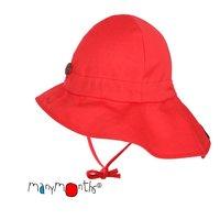 ManyMonths Summer Hat Original (Mütze) - Poppy Red