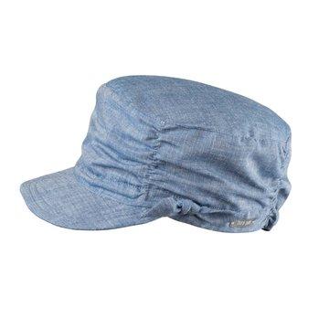 PurePure Kids Schirmmütze jeans-blau
