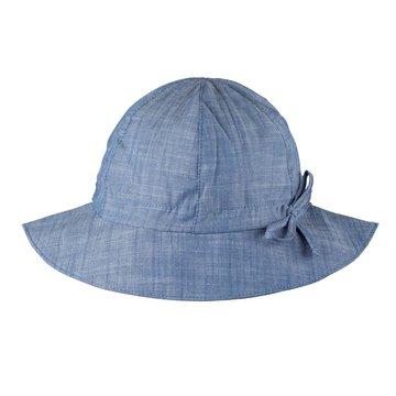 PurePure Kids Schlapphut jeans-blau