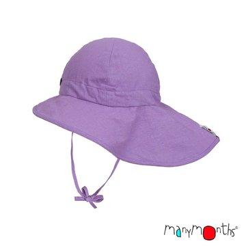 ManyMonths Summer Hat Light (Mütze) - Sheer violet