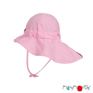 ManyMonths Summer Hat Light (Mütze) - Strewberry Milk