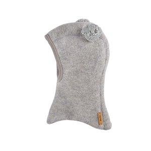 PurePure Mini-Schlupfmütze Moon Grey