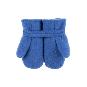 PurePure Handschuhe Feustel jeans blau Wolle